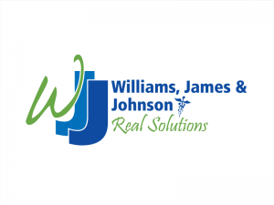Williams, James & Johnson Logo