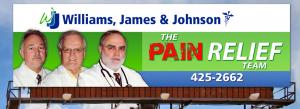Williams, James & Johnson Outdoor Board