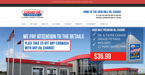 "<a href=""http://lucasoilcenter.com/"" target=""_blank"">Lucas Oil Center Website</a>"
