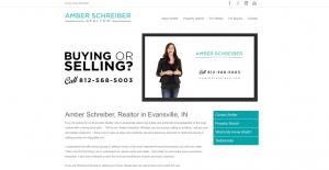 "<a href=""http://realtoramberinevansville.com/"" target=""_blank"">Amber Schreiber Website</a>"
